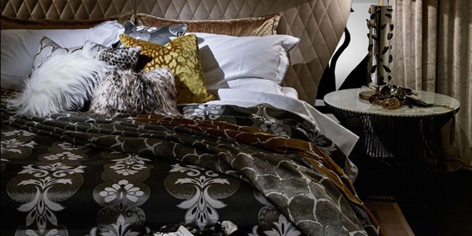 quality design f42b2 38831 Roberto Cavalli Home - Linen